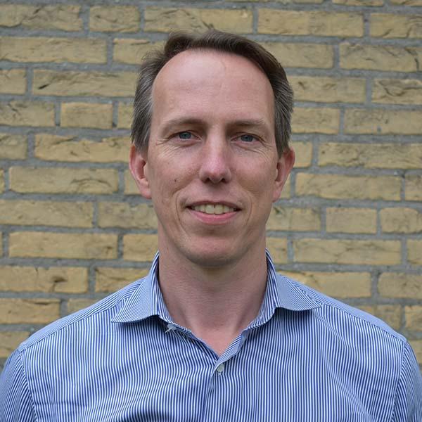 Sander van Muijen, MBA